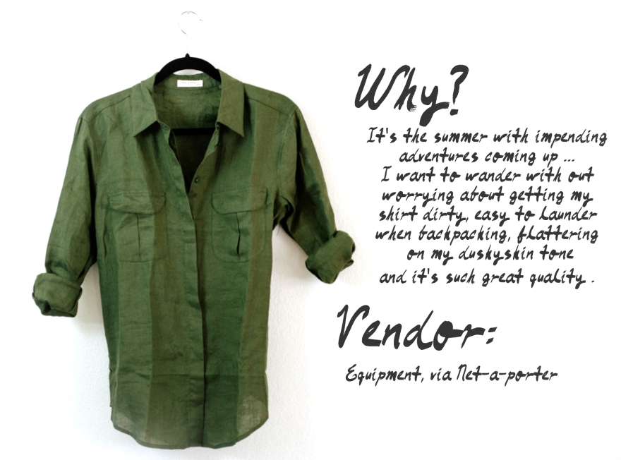 equipment green shirt (1 of 1)