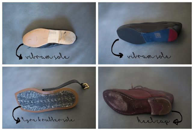 Protect your shoe soles