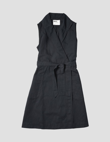 margaret-howell-mhl-women-ss17-wrap-dress-cotton-linen-drill-black