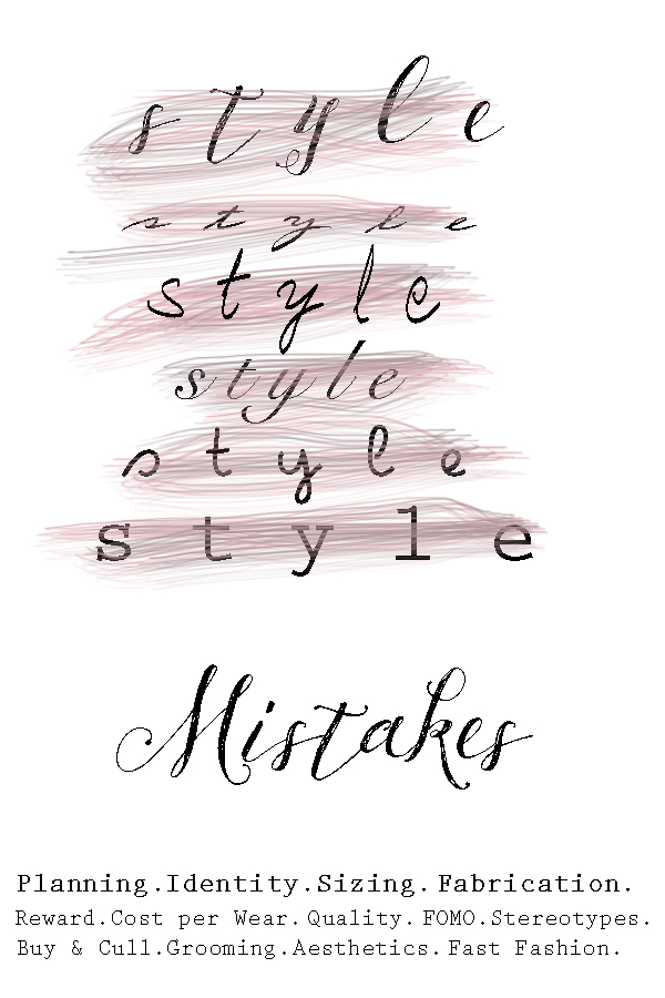 Style Mistakes