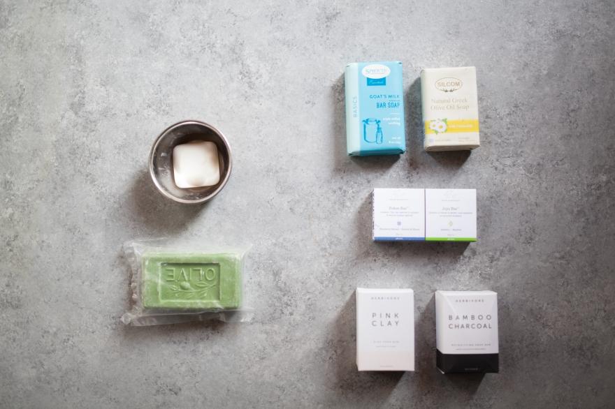 face Bar Soap Zero Waste